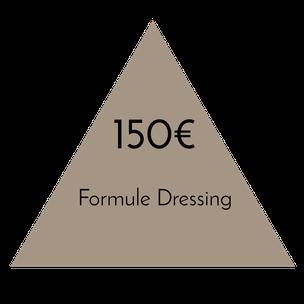 Prix dressing de saison moins de 100 pièces - 2 heures - 130€