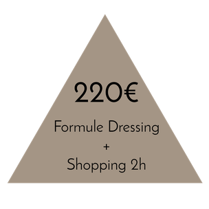 Prix dressing de saison 100 à 200 pièces - 4 heures - 240€