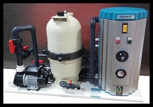 Whirlpool Wasseraufbereitung