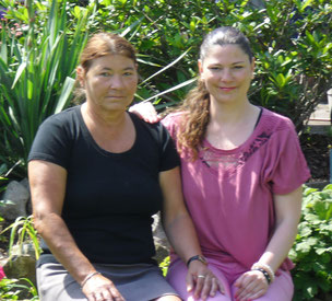 die de-lux Gründerinnen Doris & Sylvana