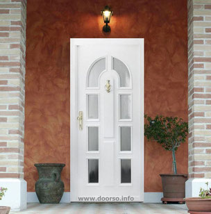 Металлическая дверь с зеркалом Одинцово.