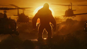 Affenzirkus made by Hollywood: Kong [Quelle: Warner]