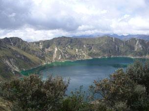 Wanderreisen nach Ecuador mit ECUADORline