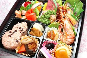 お祝い膳  3240円(税込)