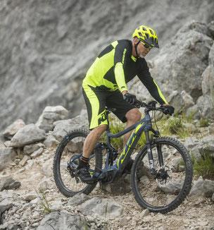 e-Mountainbikes und Ausstattung können Sie in Sankt Wendel vergleichen und kaufen.