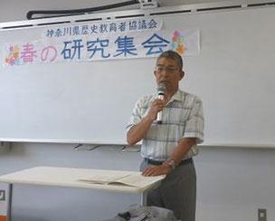 2015 かんれき総会 中学校部会の報告