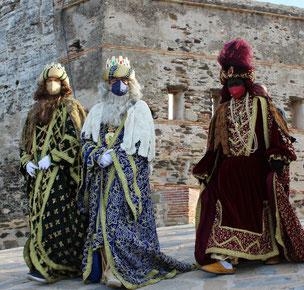 Fiestas en Fuengirola Cabalgata de Reyes