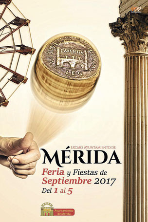 Fiestas en Mérida Feria de Septiembre