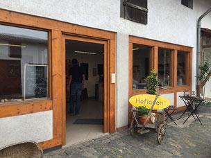 Kreuzhof Vollkornbäckerei Eisenberg