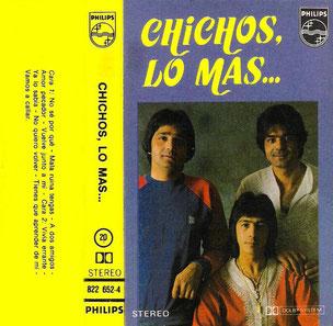 CHICHOS LO MAS