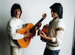 JERO Y AMADOR LOSADA DE LOS CHORBOS 1984