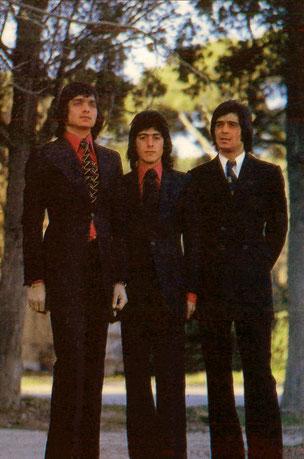 LOS CHICHOS  1974 -  NI MÁS NI MENOS