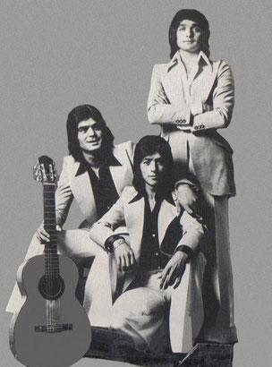 PRIMERA POSTAL DE LOS CHICHOS 1973