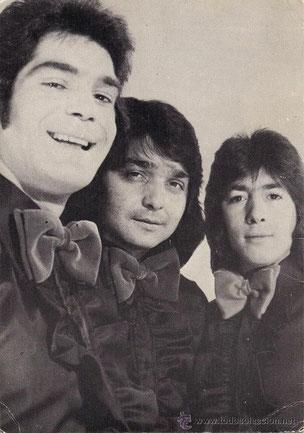 POSTAL LOS CHICHOS 1975
