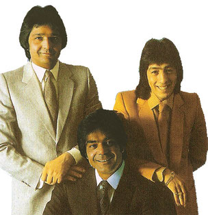LOS CHICHOS 1982   RECOPILACIONES DE NI TU NI YO