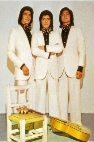 LOS CHICHOS 1975 - ESTO SI QUE TIENE GUASA