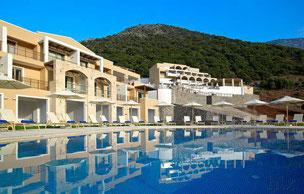 Griechenland - Kreta, 6 Ü/HP im Hotel Filion Suites Resort & Spa ***** incl. Flug ab 300 €