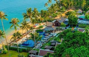 Thailand, 7 Ü/F, Deluxe-Zimmer im Khao Lak Laguna Resort ***** incl. Flug ab 787 €