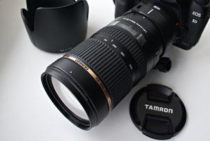 Tamron SP 70-200/2.8 Di VC USD
