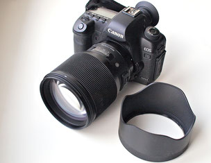 Sigma Art 85mm f/1.4 DG HSM