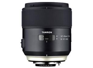 Tamron SP 45/1,8 Di VC USD (с сайта компании)