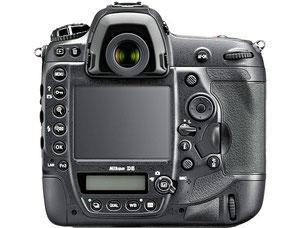 Nikon D5 (с сайта компании)