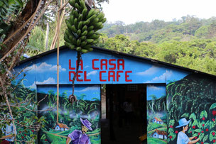Kaffee-Tour El Trapiche, Monteverde, Costa Rica