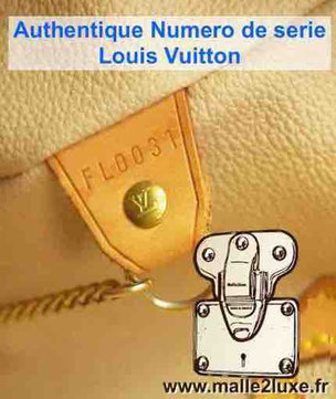 numero de serie louis vuitton sac secret