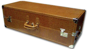 modern suitcase the bernard paris trunk