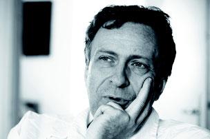 Portrait Harry Meyer; Foto: Wolfgang Mennel