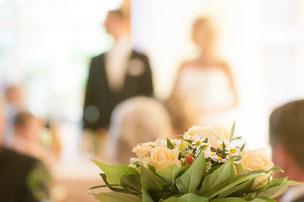 Nun kann die Checkliste Hochzeit zur Seite gelegt werden!