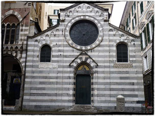 la Chiesa di San Matteo