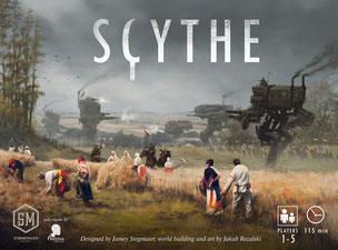 Scythe auf der Spiel'16