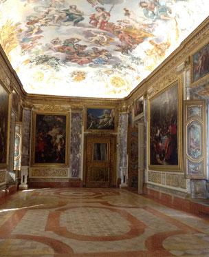 Sala dell'Eneide - Palazzo Buonaccorsi