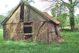 Die Vorlage für die Rekonstruktion stand einst in Wittkopsbostel. (Foto: Wolfgang Dörfler)