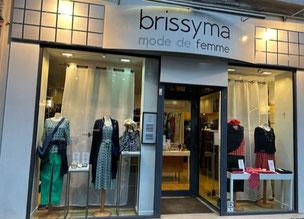 Boutique brissyma, prêt-à-porter féminin Paris 13