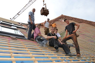 Bauleitung Dachsanierung