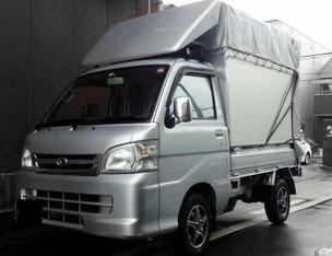 大阪から日本全国へ緊急貨物を貸切輸送にて運送致します。堺 軽貨物運送 大阪 神戸 奈良 和歌山 京都