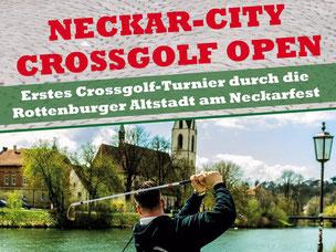 Crossgolf am Neckar - ©Golfclub Domäne Niederreutin