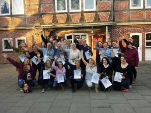 Jugendleiter-Ausbildung im Freizeithaus - jedes Jahr eine gut besuchte Veranstaltung mit nachhaltiger Wirkung