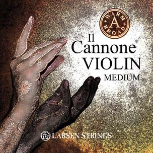 IL CANNONE WARM & BROAD MEDIUM  для скрипки Larsen