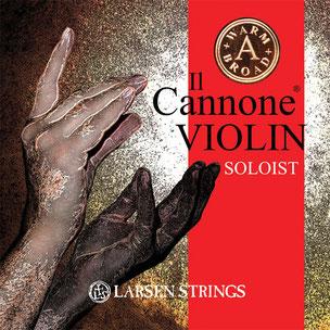 IL CANNONE WARM & BROAD SOLO для скрипки Larsen