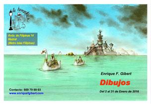cartel exposición, carteles exposición, exposiciones de dibujo, Hemeroteca