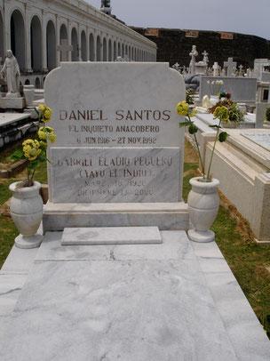 Mausoleo Daniel, nace junio 6 de 1916.