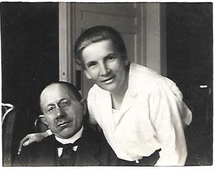 Daniel und Anna Katz (Aufnahmedatum unbekannt)