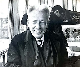 Walter Katz in Israel
