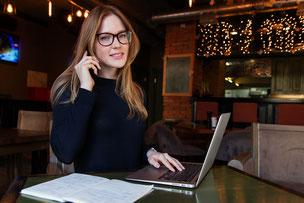 communication secrétaire indépendante, disponibilité, réactivité
