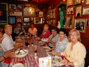 It's all you can eat at Buca di Beppo in Albany!
