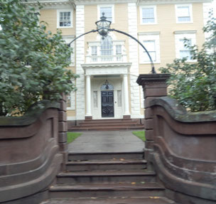 The Famous Nightingale Brown House on Federal Hill