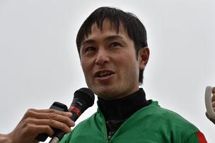 筒井勇介騎手